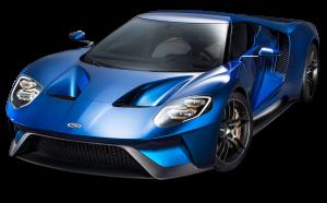 PNGPIX COM Ford GT Blue Super Car PNG Image 300x186 - КАТЕГОРИЯ B
